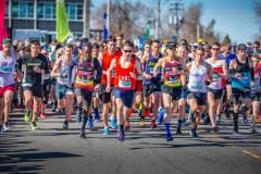 Record de participation et record de temps au Demi-marathon de Lévis