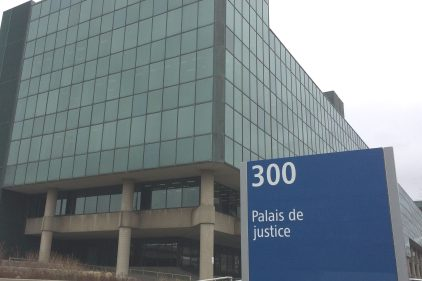 Plusieurs chefs d'accusations retenus contre une femme de Québec