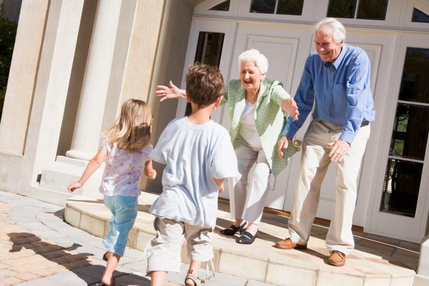 Un grand-parent, un protecteur pour la vie