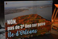 Les Orléanais se mobilisent contre le 3e lien