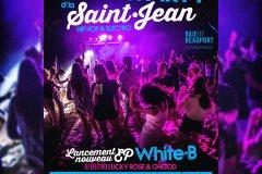 Baie de Beauport: party branché pour la Saint-Jean-Baptiste