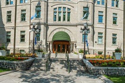 Le comité exécutif de la Ville de Québec en bref