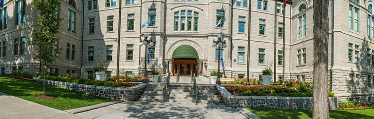 Le conseil de la Ville de Québec en bref