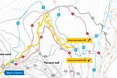 Mont-Sainte-Anne: Nouvelle piste de vélo de montagne pour tous