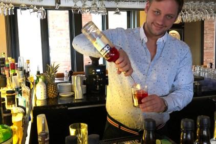 Mixologie: l'art de mélanger des liquides pour bien recevoir