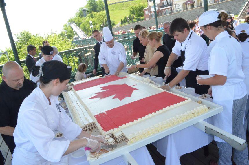 Des festivités familiales toute la journée pour la Fête du Canada