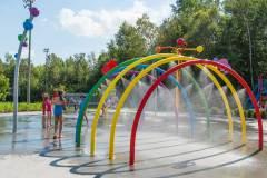 La Ville de Québec n'ouvrira pas ses jeux d'eau