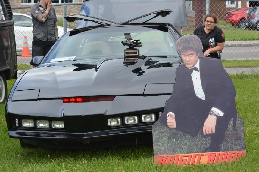 Gala des Belles Autos d'hier: de tout pour tous les goûts