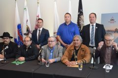 Quatre nations autochtones affirment leur autonomie territoriale