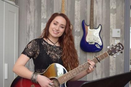 Coup de départ solo pour Allison Daniels