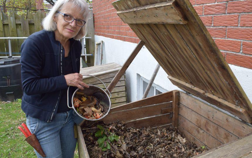 Le compostage domestique – Une question de temps et d'équilibre
