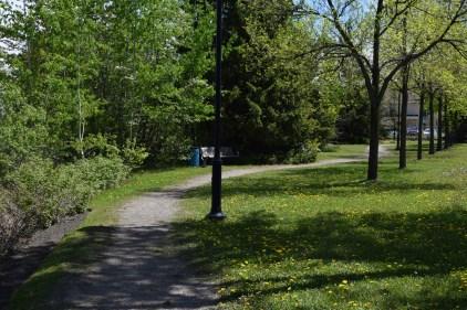 Découvrir le parc de la Chanterelle