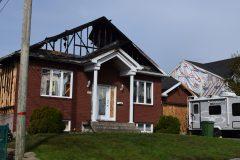 Secteur Saint-Émile – Lourds dommages à une maison unifamiliale