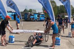Traversée du Canada en vélo -Une aventure exceptionnelle pour Jimmy Pelletier