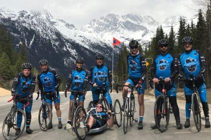 Retour sur juillet 2019 – Jimmy Pelletier traverse la Canada en vélo