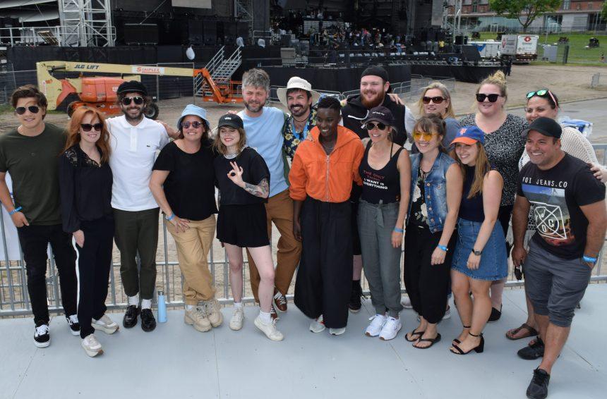 Spectacle de la Fête nationale – Les artistes invités prêts pour demain