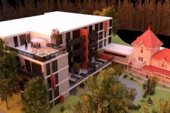Avenir de la Villa Livernois – Un projet de 40 logements sur la table