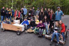Fin de saison endiablée pour les scouts de Val-Bélair