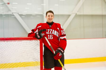 Blizzard du Séminaire Saint-François – L'ancien Blizzard Jakob Pelletier repêché par la LNH