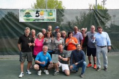 C'est parti pour le 50e anniversaire du Club de tennis Fargy