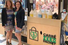 Une boutique zéro déchet s'implante à Québec