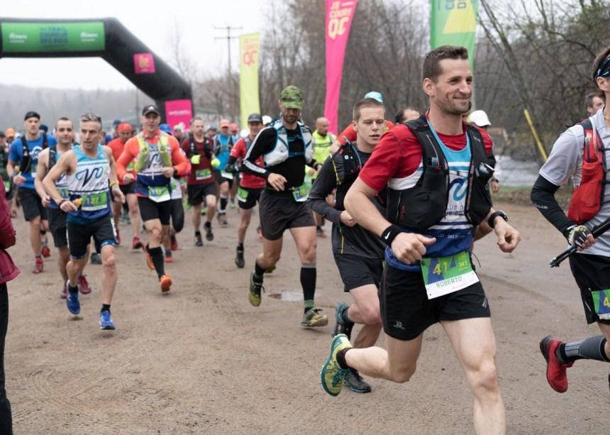 Plus de 1000 coureurs à Duchesnay