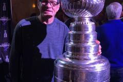 Une année exceptionnelle pour le dépisteur beauportois: Michel Picard touche finalement à la Coupe Stanley