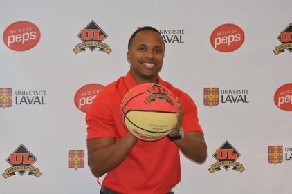 Embauché à la barre du Rouge et Or basketball masculin: l'ambitieux plan de Nathan Grant