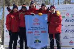 Le Rouge et Or domine la compétition nationale