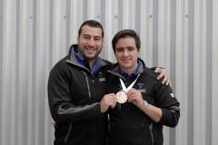 Récompensé aux Olympiades canadiennes des métiers et des technologies