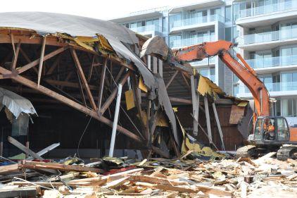 L'aréna de Sillery sous le pic des démolisseurs