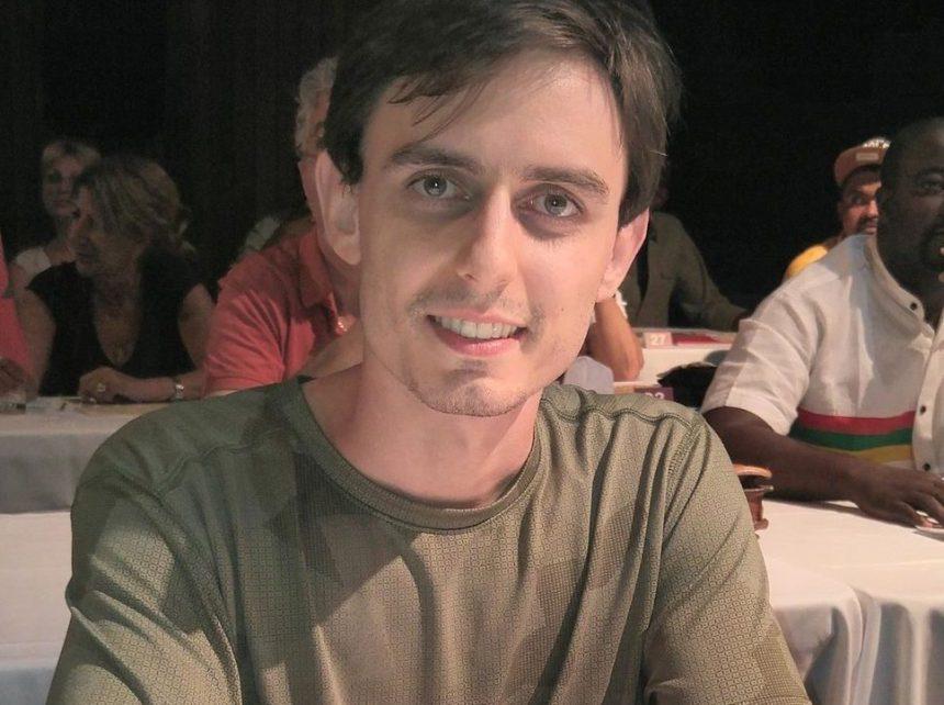 Francis Desjardins champion mondial de scrabble