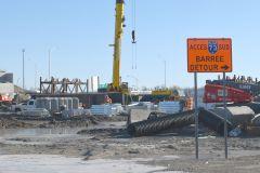 Élargissement de l'autoroute Henri-IV – Entraves majeures à venir dans quelques jours