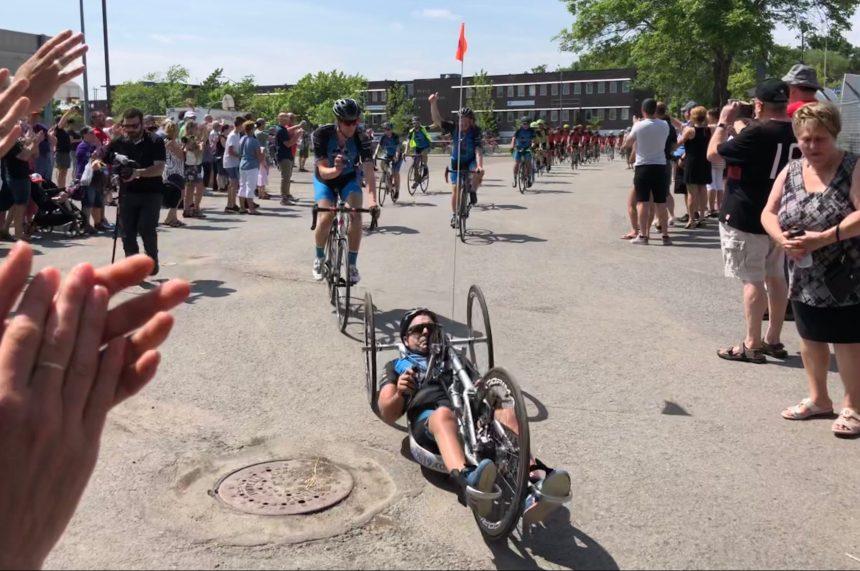 Traversée pancanadienne à vélo – Dernier blitz pour Jimmy Pelletier