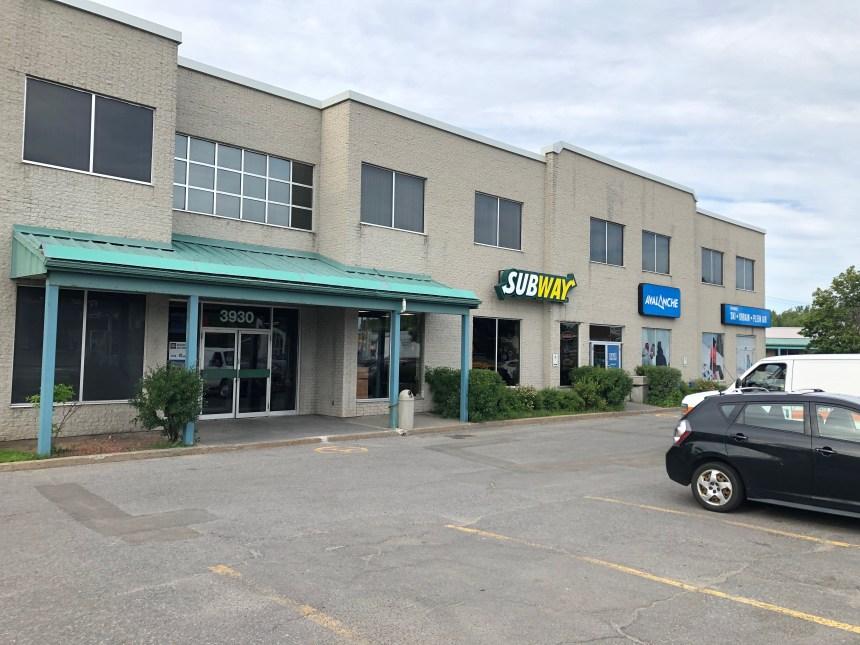 Troisième succursale de la SQDC à Québec