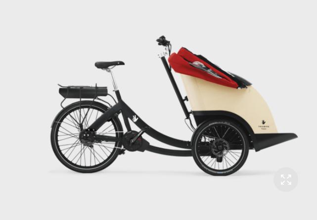 Un vélo-taxi électrique pour aînés annoncé à Québec