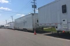 Une production américaine à Beauport