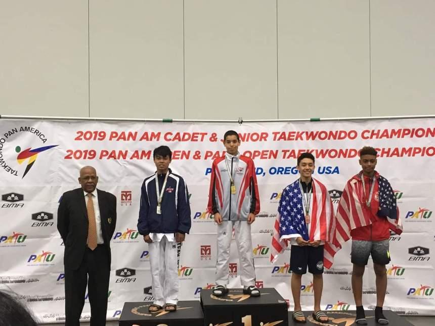 Deux athlètes beauportois impressionnent aux États-Unis