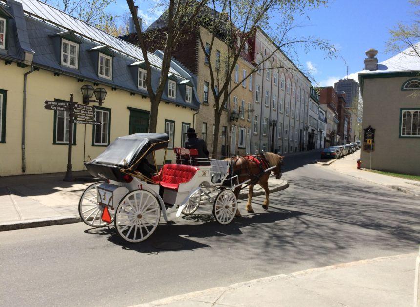 Québec nommée meilleure destination au Canada pour une 4e année