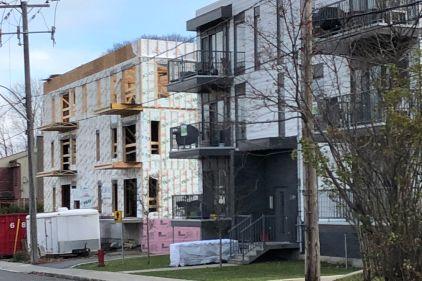 Le manque de logements refait à nouveau surface au Québec