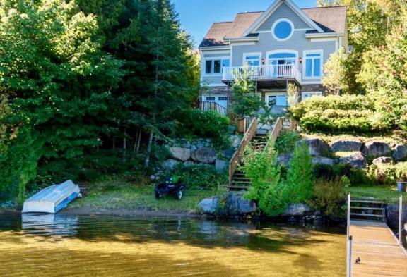 L'attrait pour les propriétés récréatives se maintient au Québec