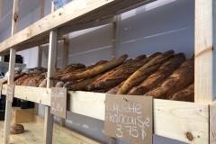 Boulangerie Des pains sur la planche: un concept unique au monde