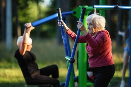 Le projet d'équipements d'entrainement dans les parcs ira de l'avant