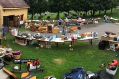 Marché aux puces au profit du Parc-des-Ancêtres de l'île d'Orléans