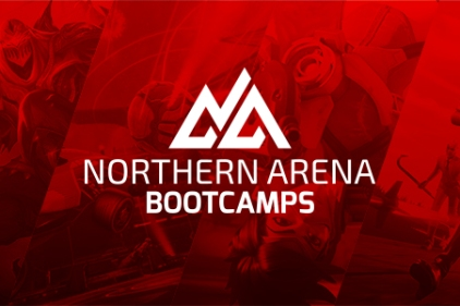 Northern Arena annonce les bootcamps Northern Arena