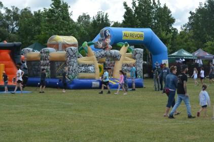 Le parc Bon-Pasteur accueillera deux courses à obstacles