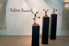 Exposition: la liberté de l'imagination de Robert Roussil