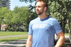 Coureur de l'extrême: Alexandre Genois s'attaque au Tor des Glaciers