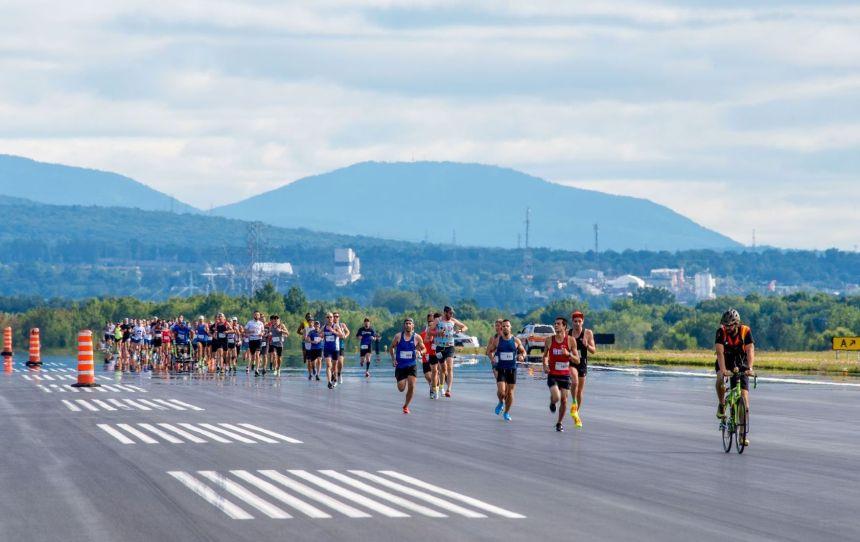 La 1re course 5km YQB Québec attire les foules