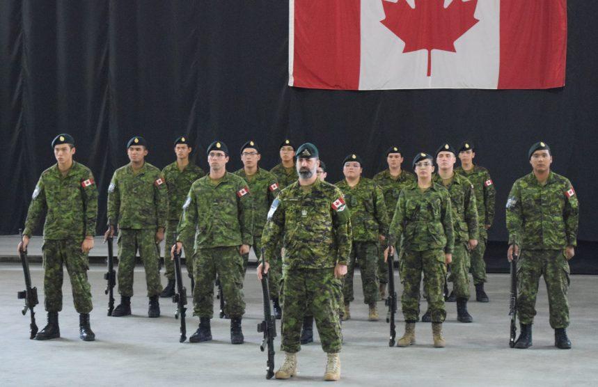 Base militaire Valcartier – Réussite du programme Carcajou